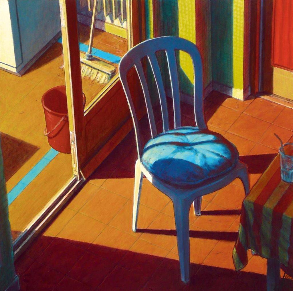 Chaise plastique 60X60 2001