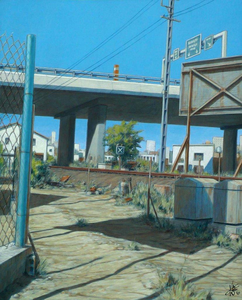 Paysage urbain 81X65 2010