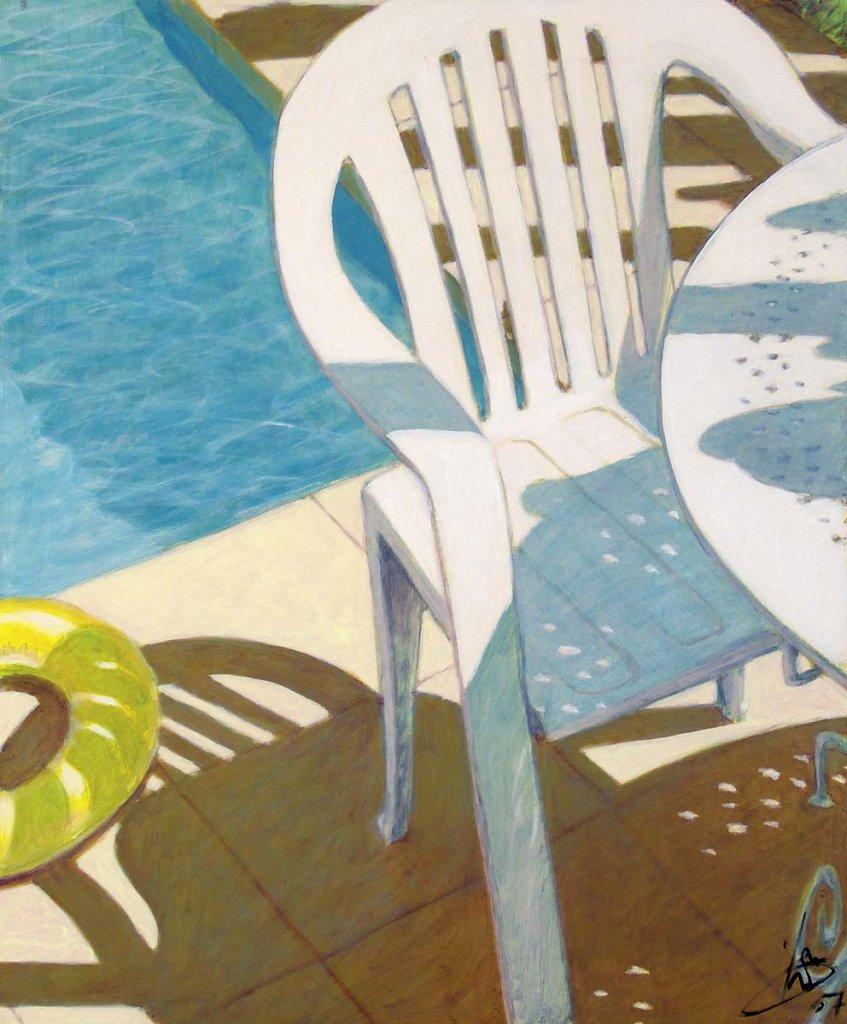 Chaise piscine 46X38 2007