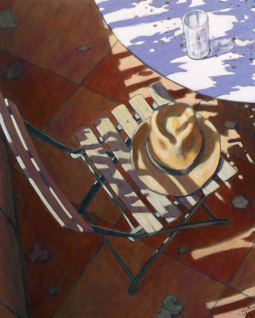 Chapeau 81X65 2007