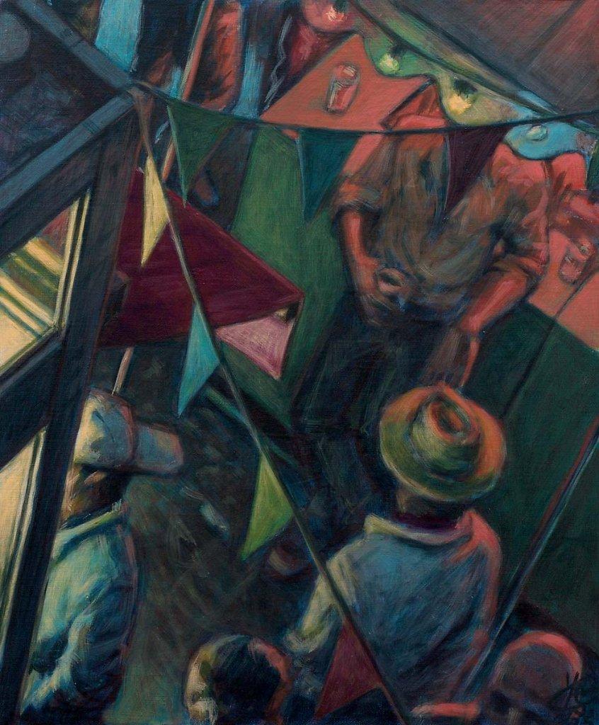 Feria de nuit 46X38 2005