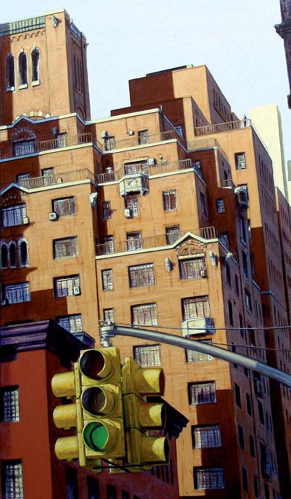 Feu New York 114X195 2005