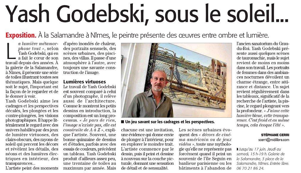 Midi Libre 22/05/18